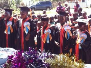 Kambi Teso ECD 1st Graduation